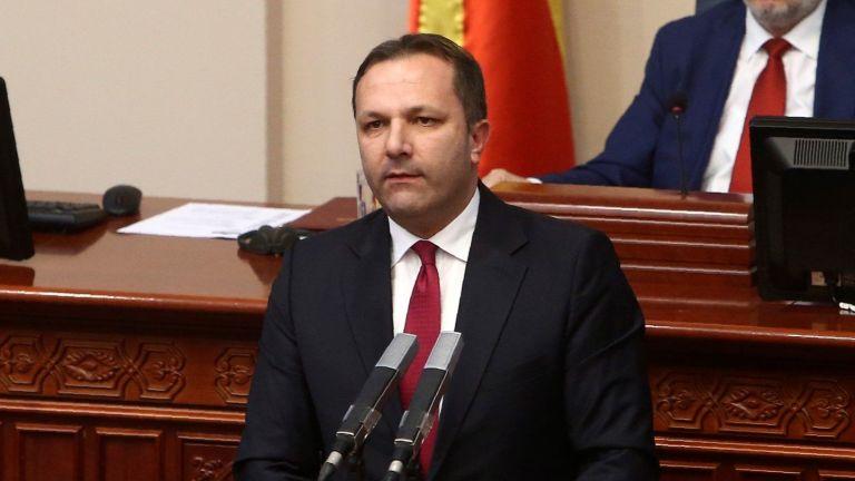 Министерството на вътрешните работи на Република Северна Македония предприема действия