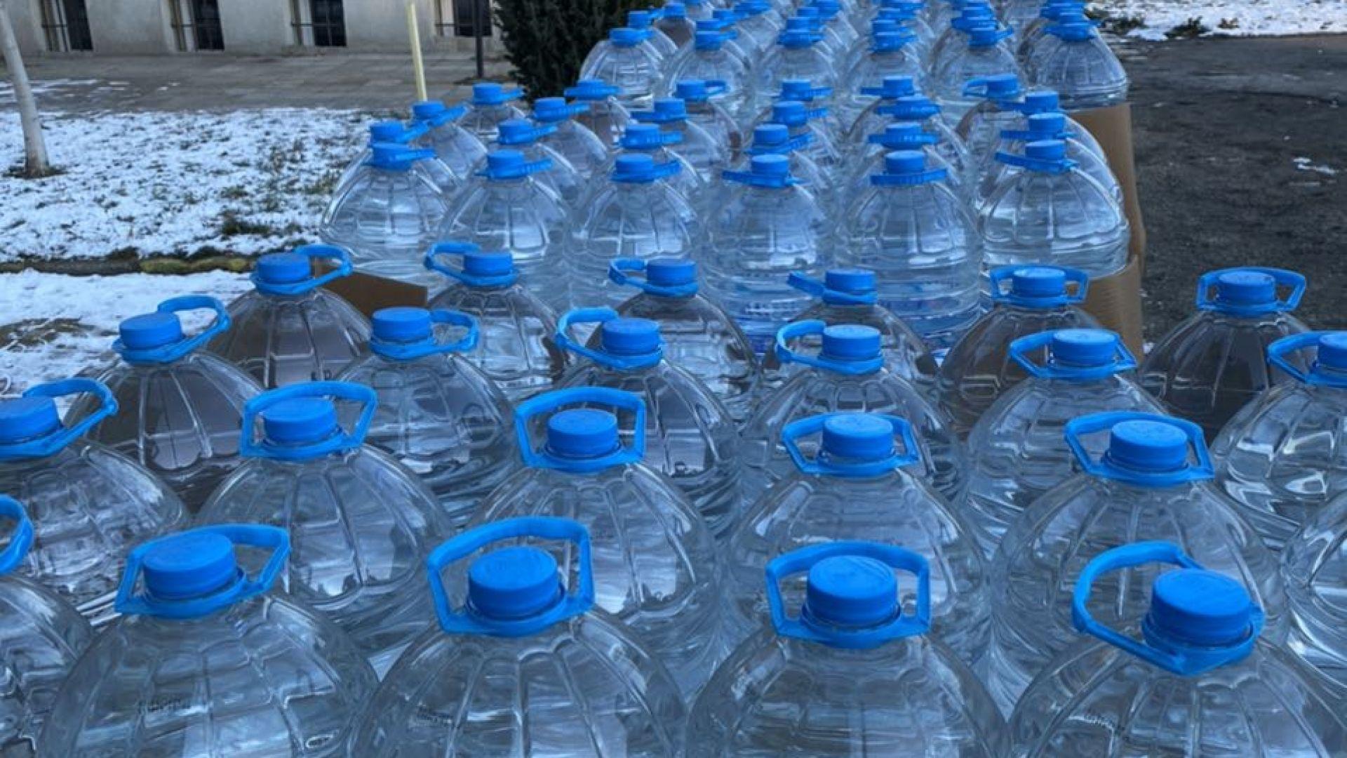 Трето дарение от вода за пернишкото село Люлин бе направено
