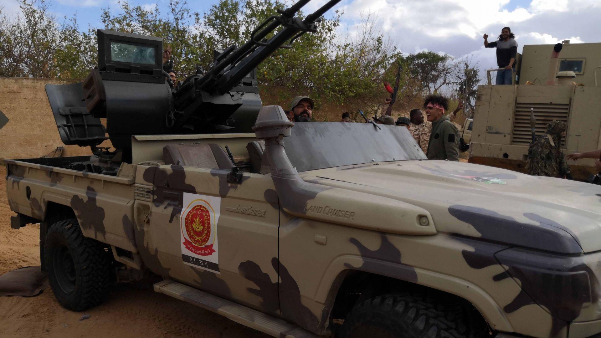 Парламентът на Либия гласува прекратяване на отношенията с Турция