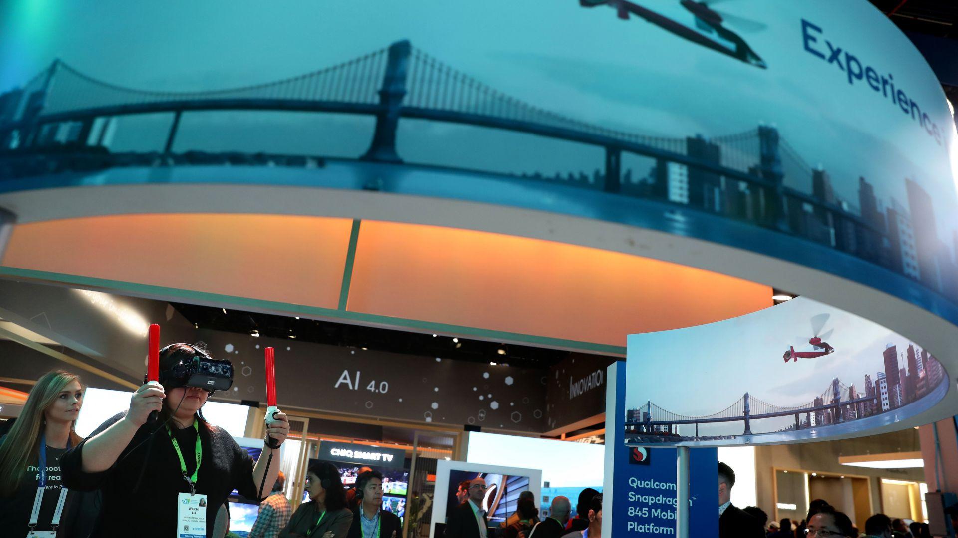 По-големи, по-умни, по-лични - предложенията на технологичното изложение в Лас Вегас