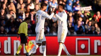 Бранител зарадва Реал с два гола в тежко гостуване