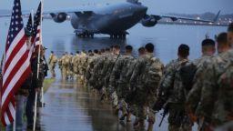 САЩ вече прехвърлят военни в готовност за небивал удар в Близкия изток