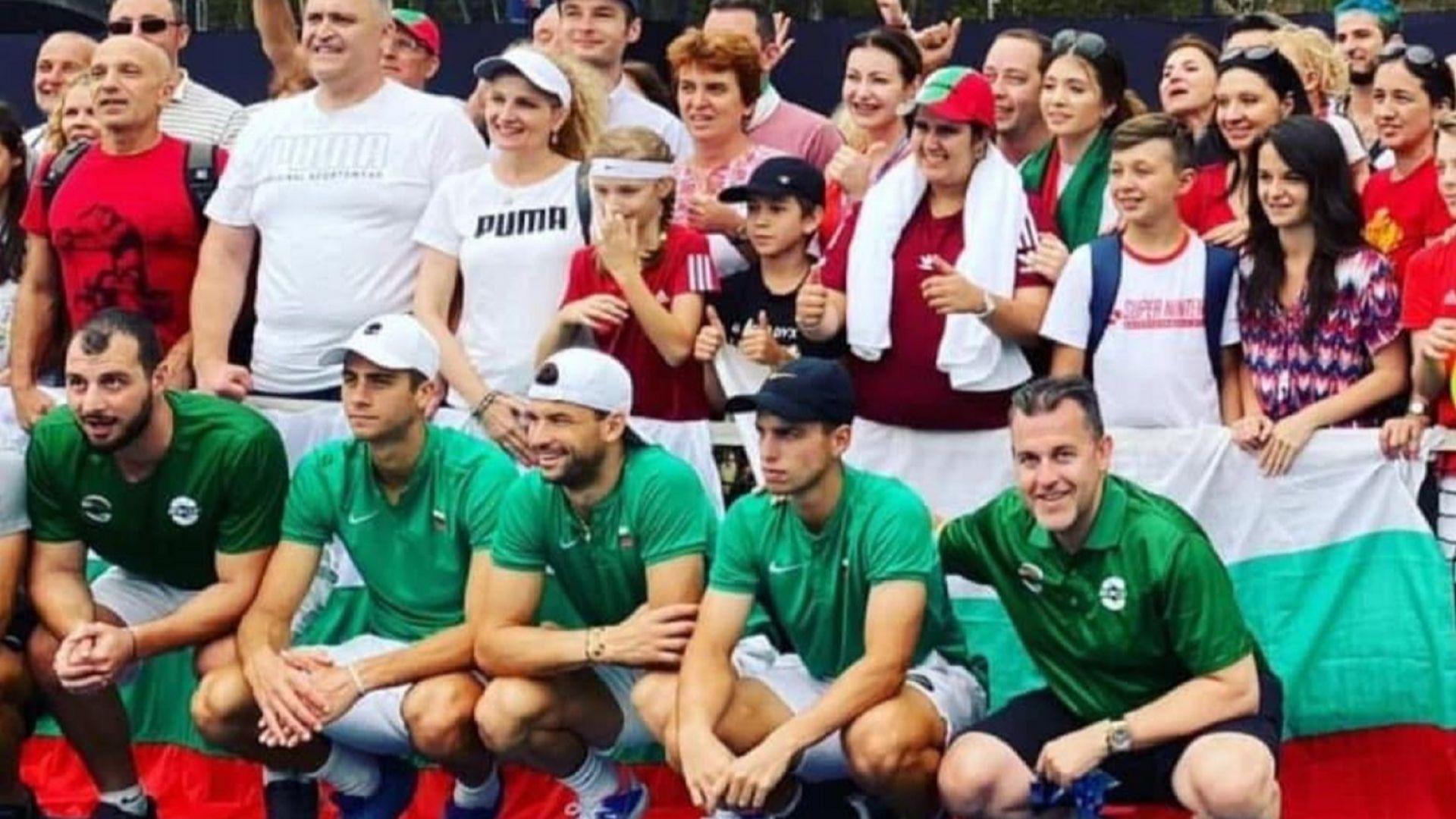 Гришо към родните фенове: Вие сте от България, не от Мелбърн и Сидни