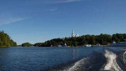 """""""Северният Атон"""" - културно средище на православието на езерото Ладога"""