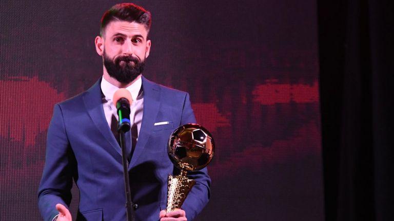Димитър Илиев е футболист №1 на България за 2019 г.