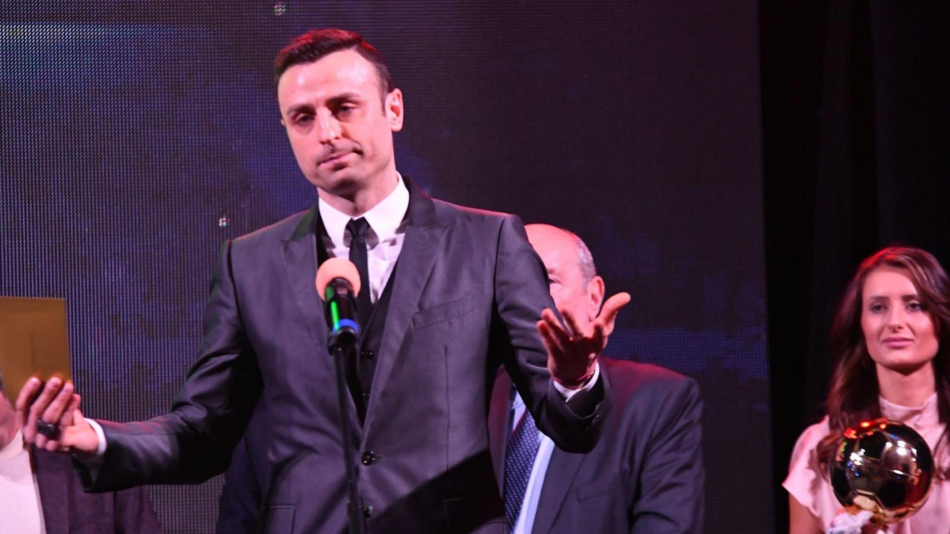 Бербатов за БФС: Водя разговори, но не ламтя за шефско място
