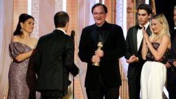 """Кои са победителите на 77-ите награди """"Златен глобус"""""""