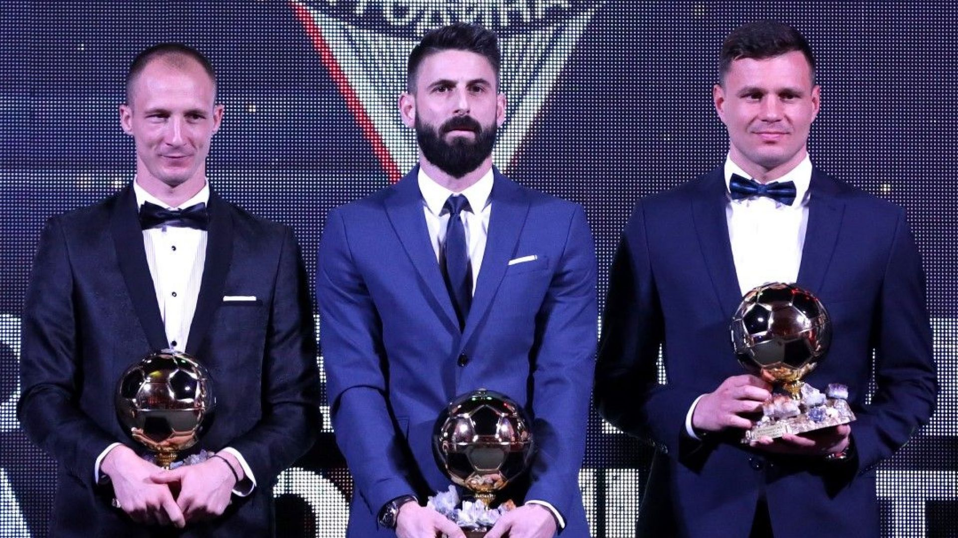 От Митко Челсито до Футболист №1 на България: Наградата на Димитър Илиев е напълно заслужена