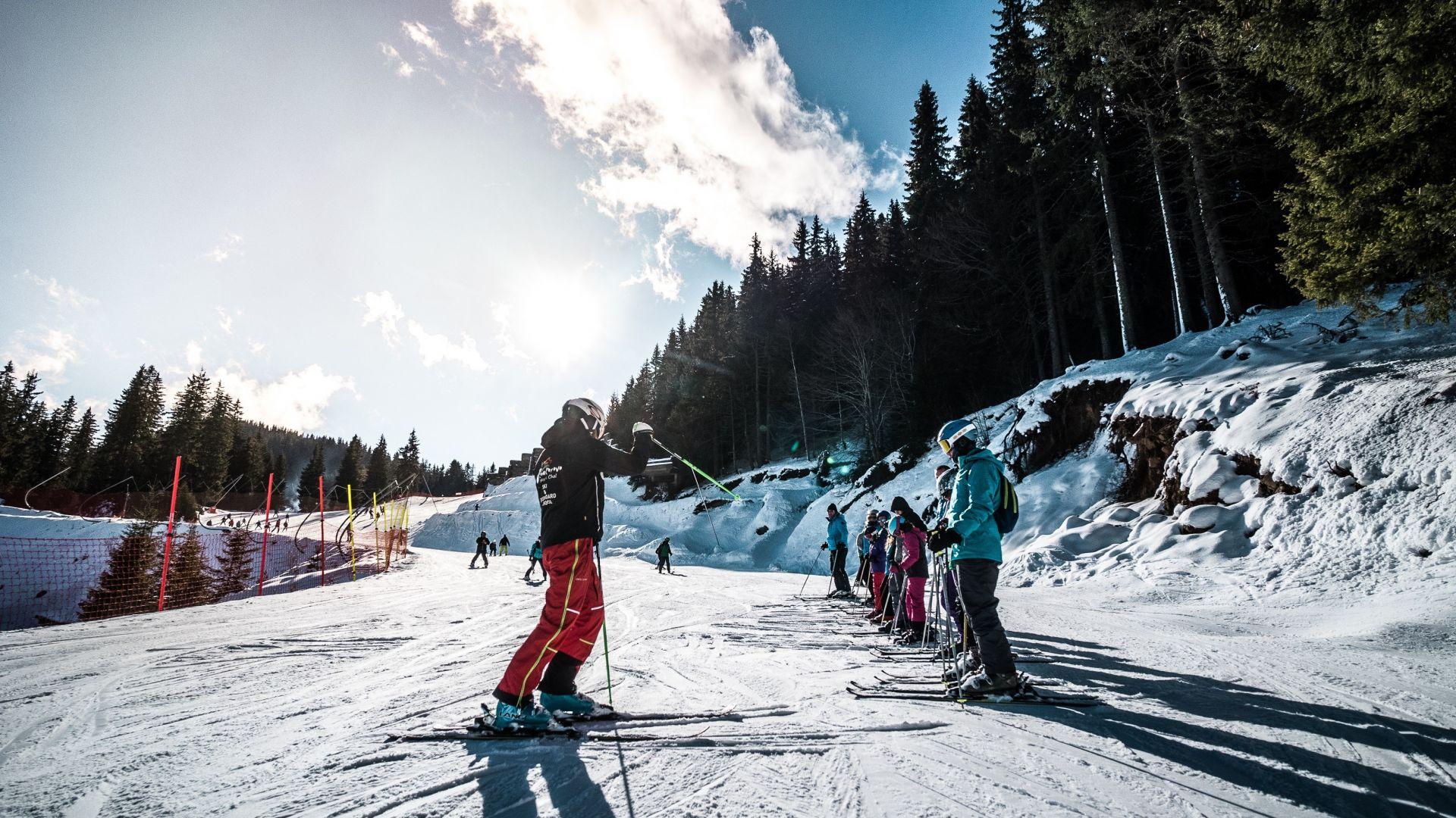 Министерството на туризма: Ски курортите в България са безопасни