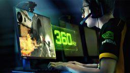 Nvidia представи най-бързия геймърски монитор в света