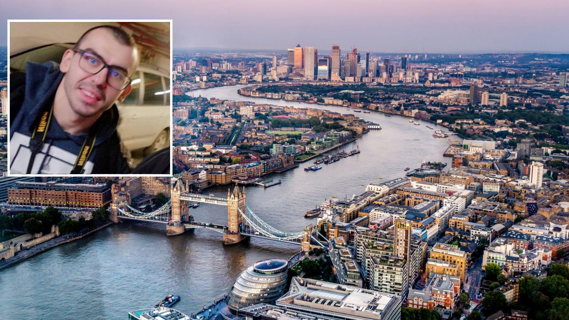 24-годишен варненец изчезна безследно в Лондон
