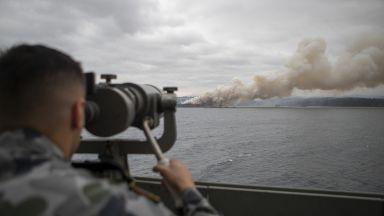 Димът от пожарите в Австралия достигна Южна Америка