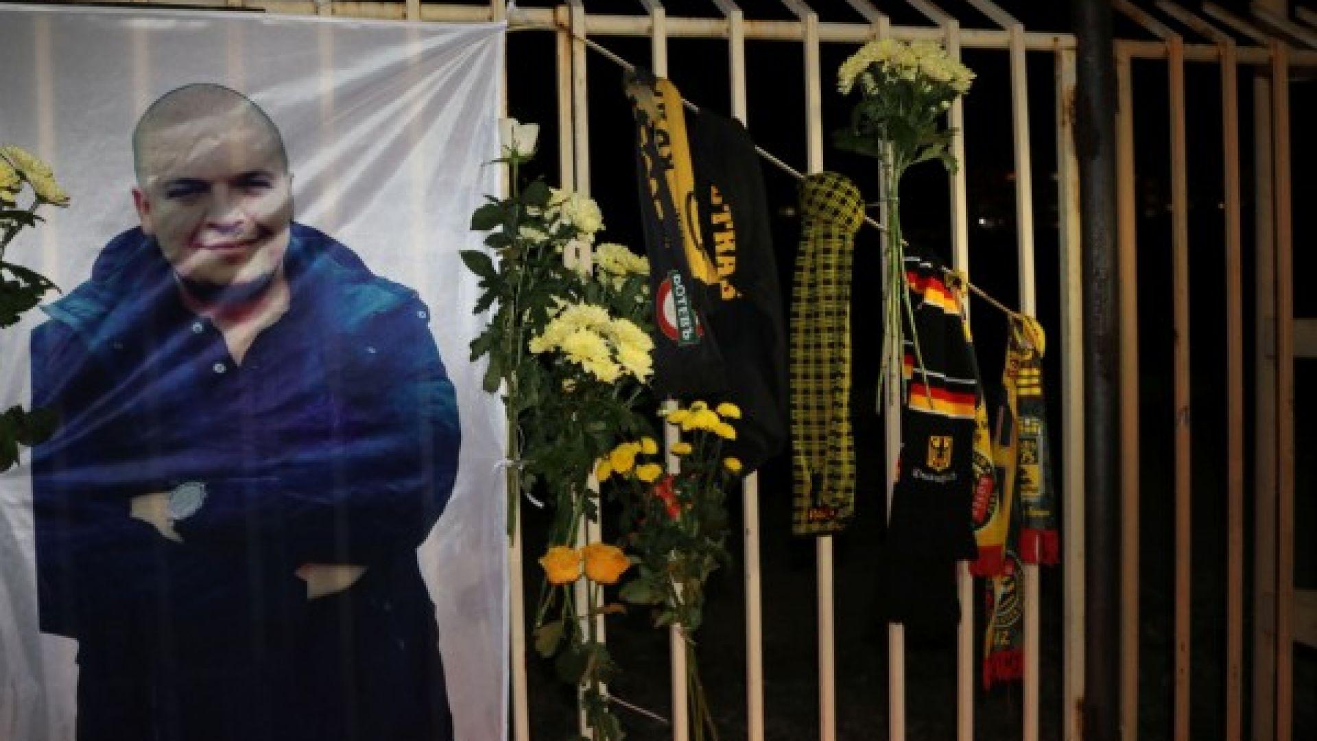 И българската прокуратура ще разследва убийството на Тоско в Солун