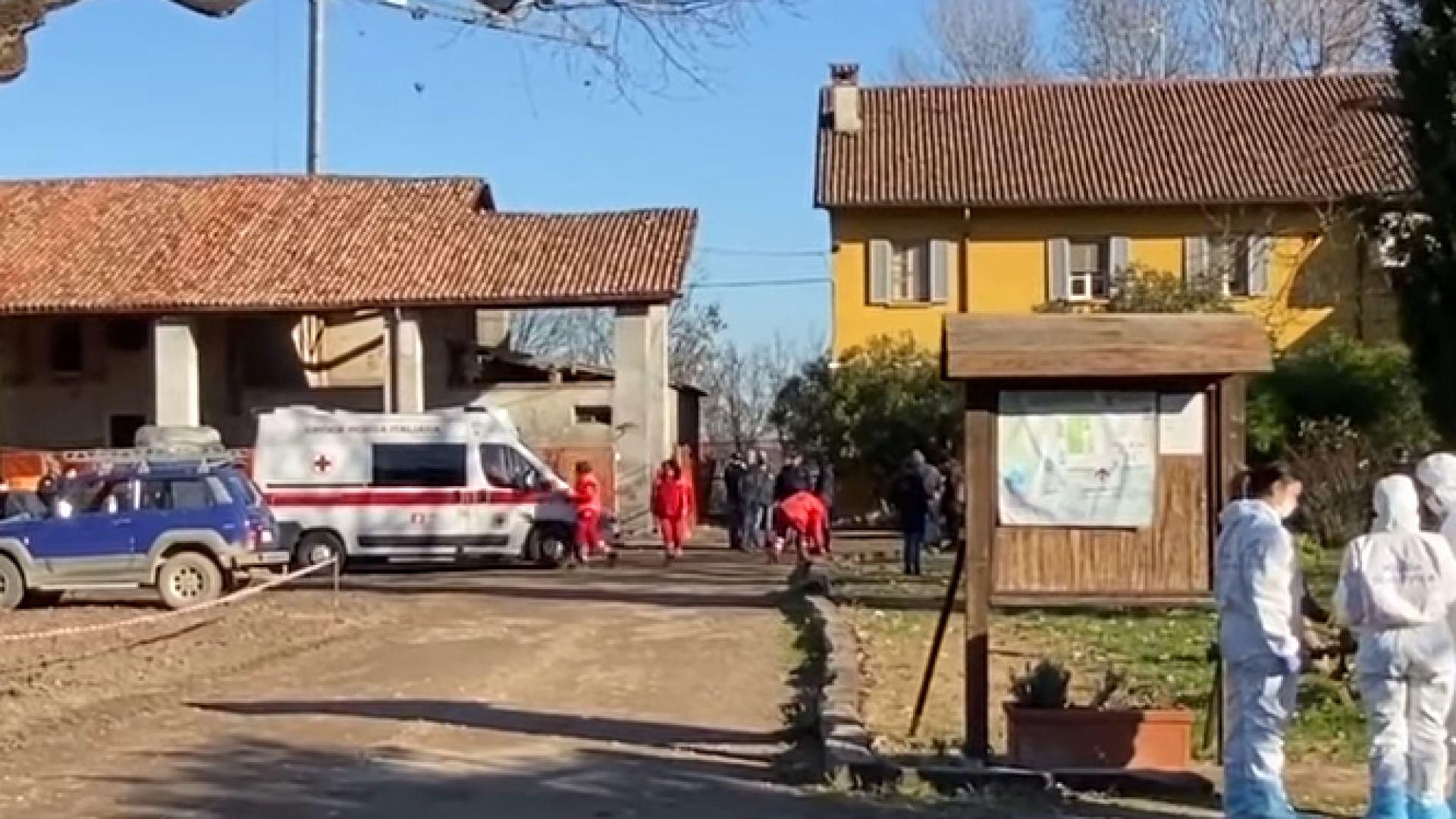 Убитата от българин жена в Милано давала подслон на хора в нужда (видео)