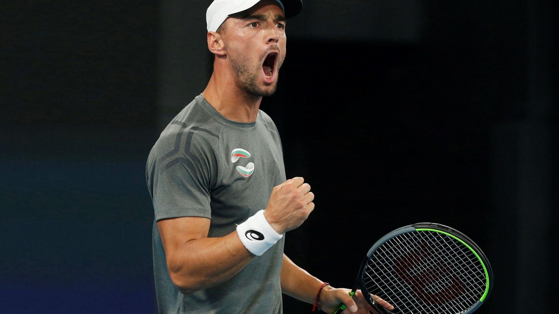 Голям Мико Кузманов елиминира шампион от Sofia Open на старта в Анталия