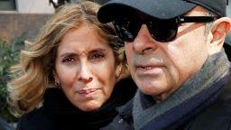 Токийската прокуратура издаде заповед за задържане на съпругата на Карлос Гон