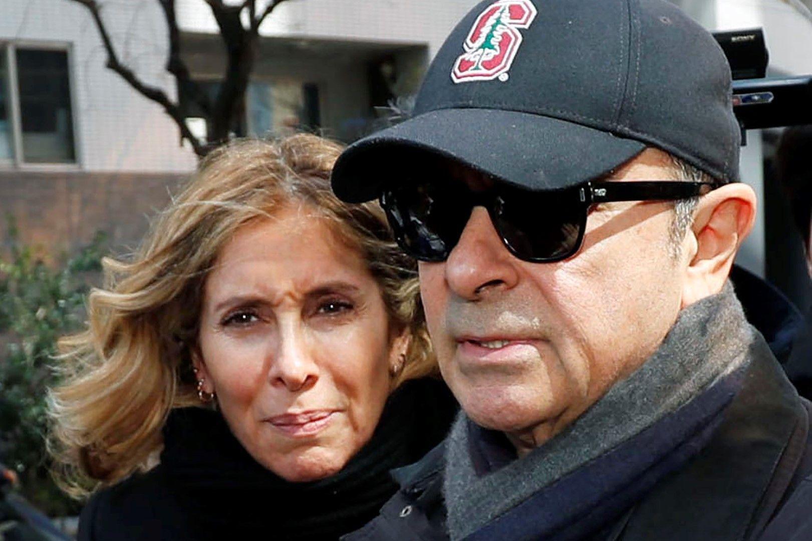 Карол и Карлос Гон