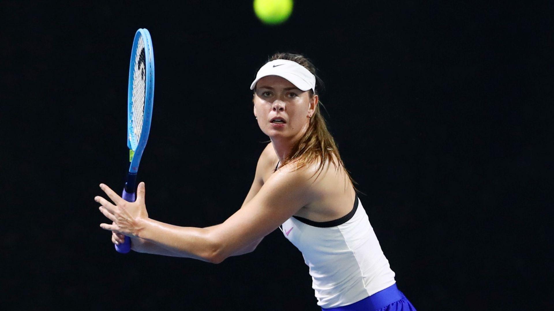 Още тенисистки, сред които и Шарапова, се оплакаха от сексизъм