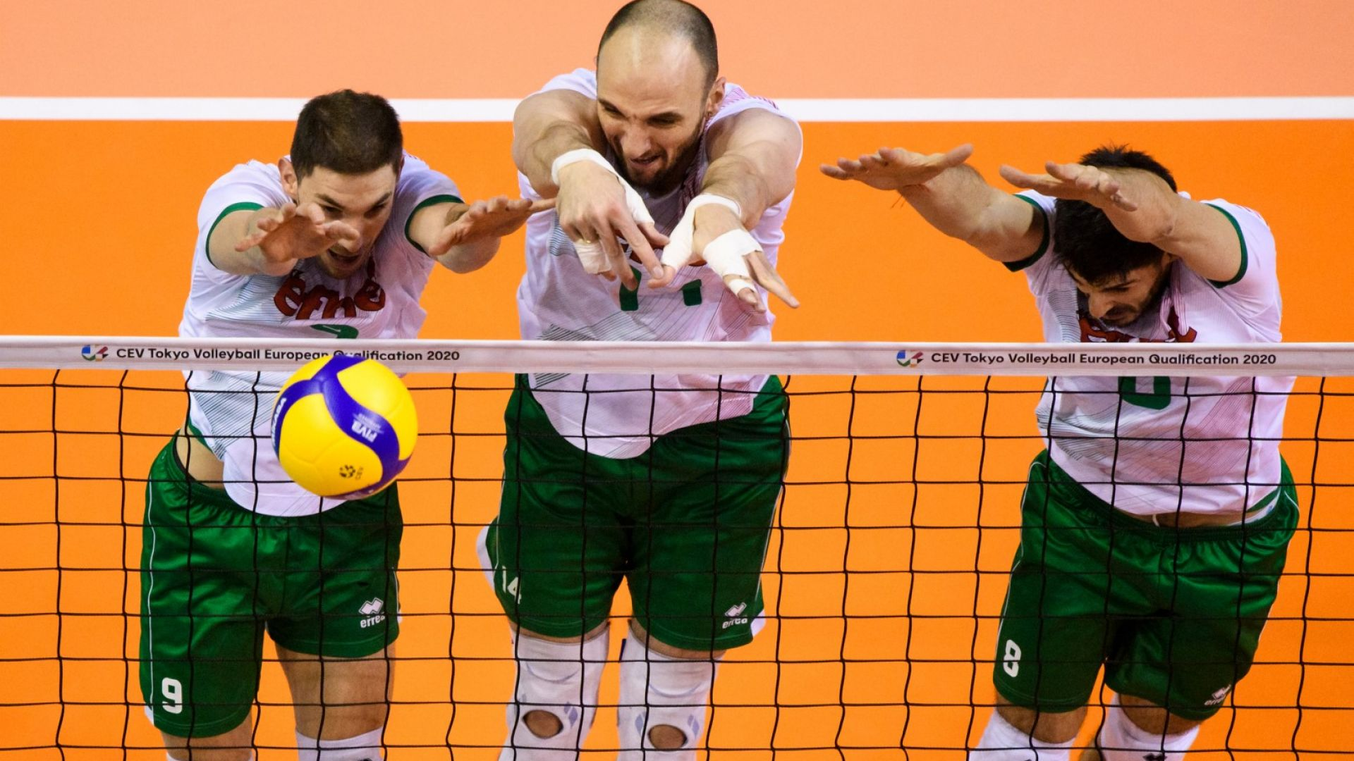 Жребий прати волейболистите на евроквалификация в Израел
