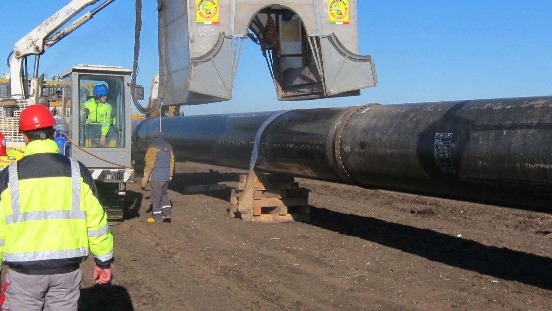 """""""Консорциум Аркад"""" ще строи газопровода до границата със Сърбия"""