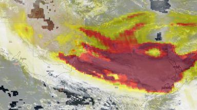 НАСА очаква димът от австралийските пожари да обиколи поне веднъж Земята