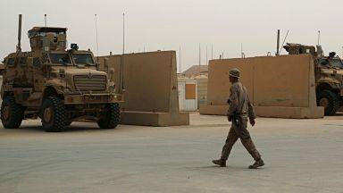 19-та атака: Ракети поразиха военна база до посолството на САЩ в Багдад