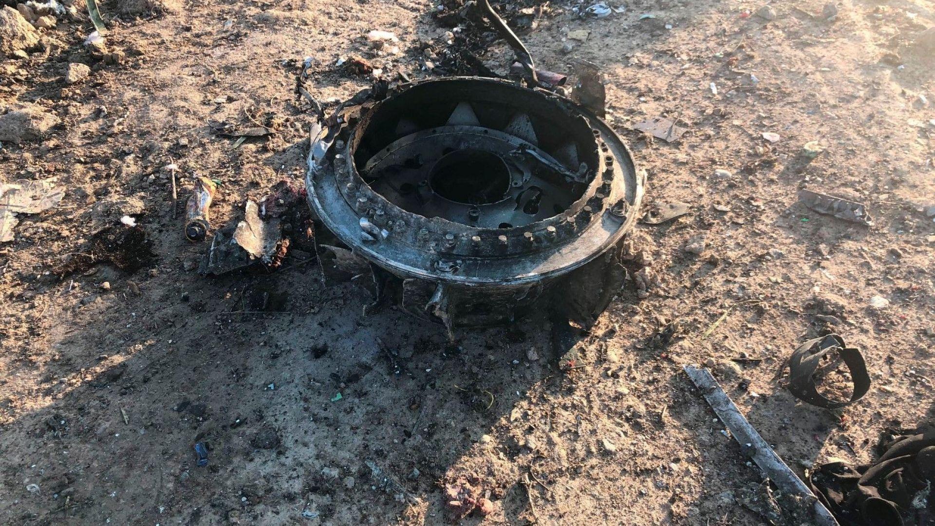 """Спад на акциите на """"Боинг"""" след падането на украинския самолет"""