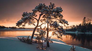 Тихата красота на  Финландия разказва истории за борбата за оцеляване
