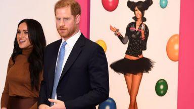 Принц Хари и Меган с изявление за бъдещето си