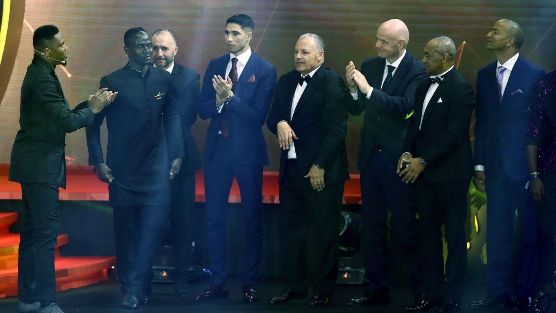 Над половината идеален отбор на Африка всъщност идва от Европа