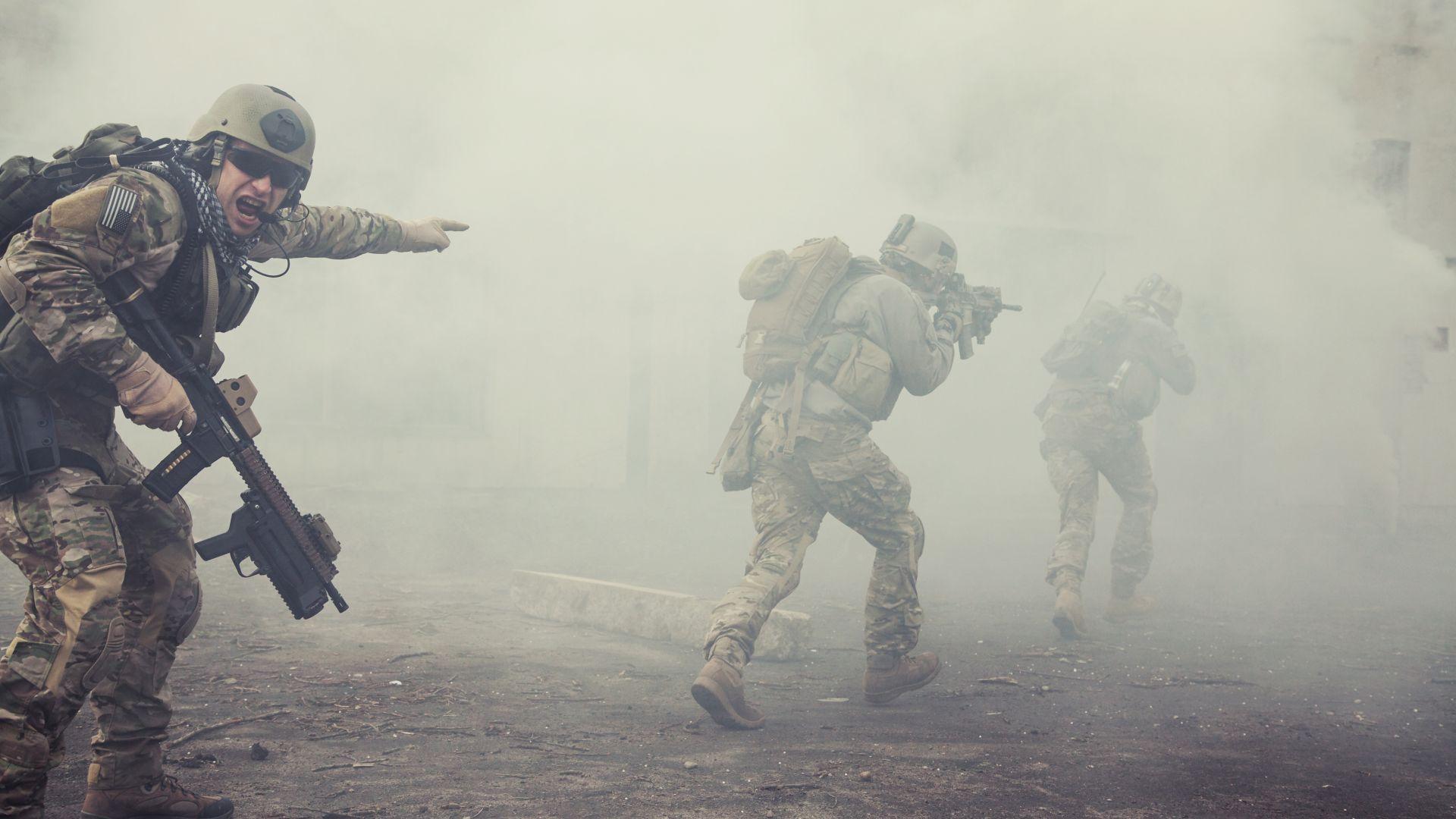 Как Иран победи САЩ в тренировъчна война преди нахлуването в Ирак