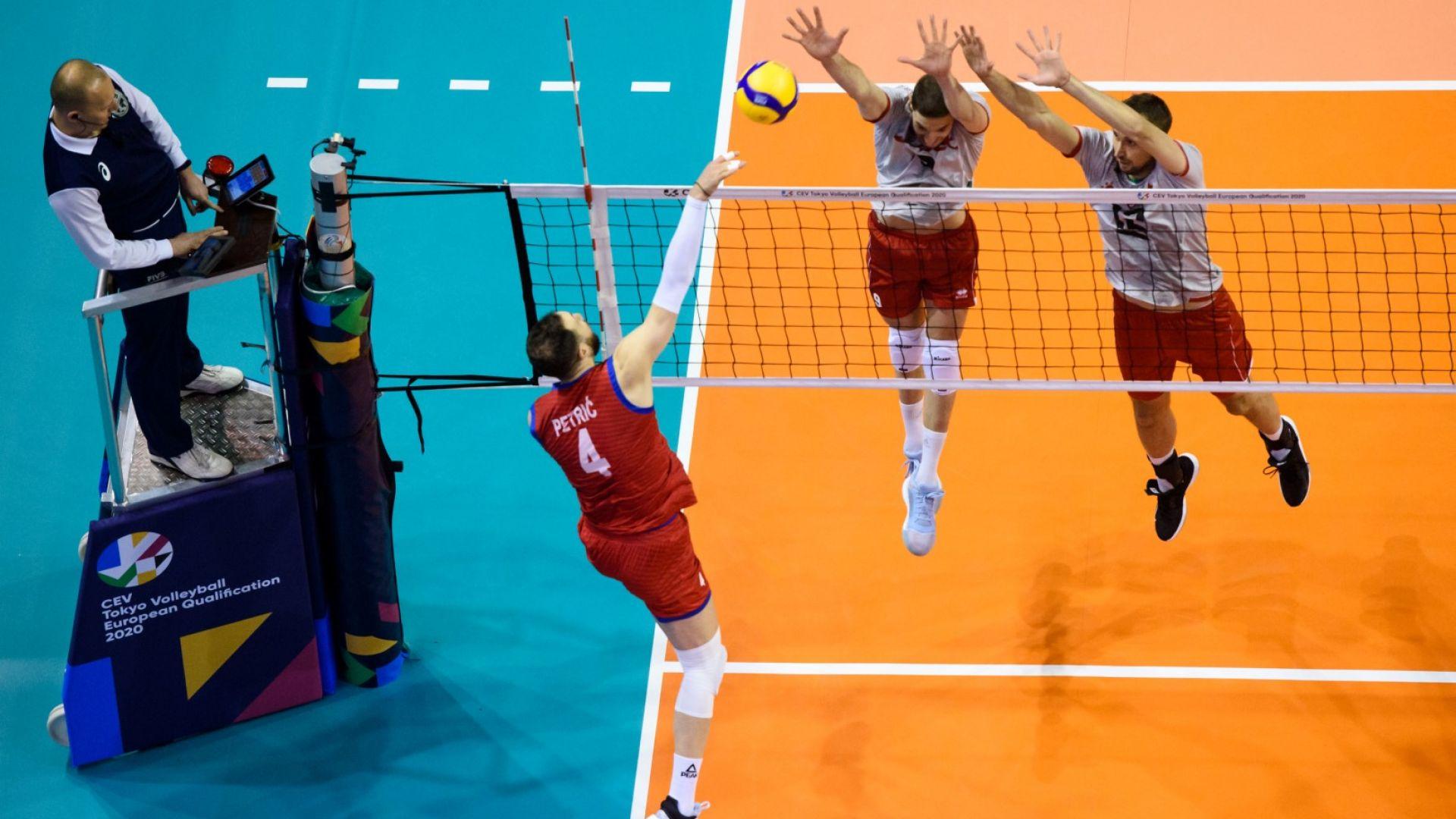 Капитанът на България след триумфа: И ние имаме играчи, които правят разликата