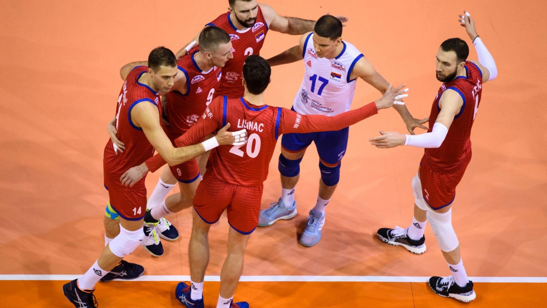 Треньорът на Сърбия: Българите не са по-добри от нас