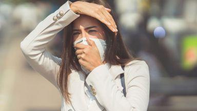 Пулмолог: Обикновената маска и шал не предпазват от мръсния въздух