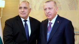 Борисов разговаря с Ердоган за Сирия и мигрантите. Нямало пряка заплаха