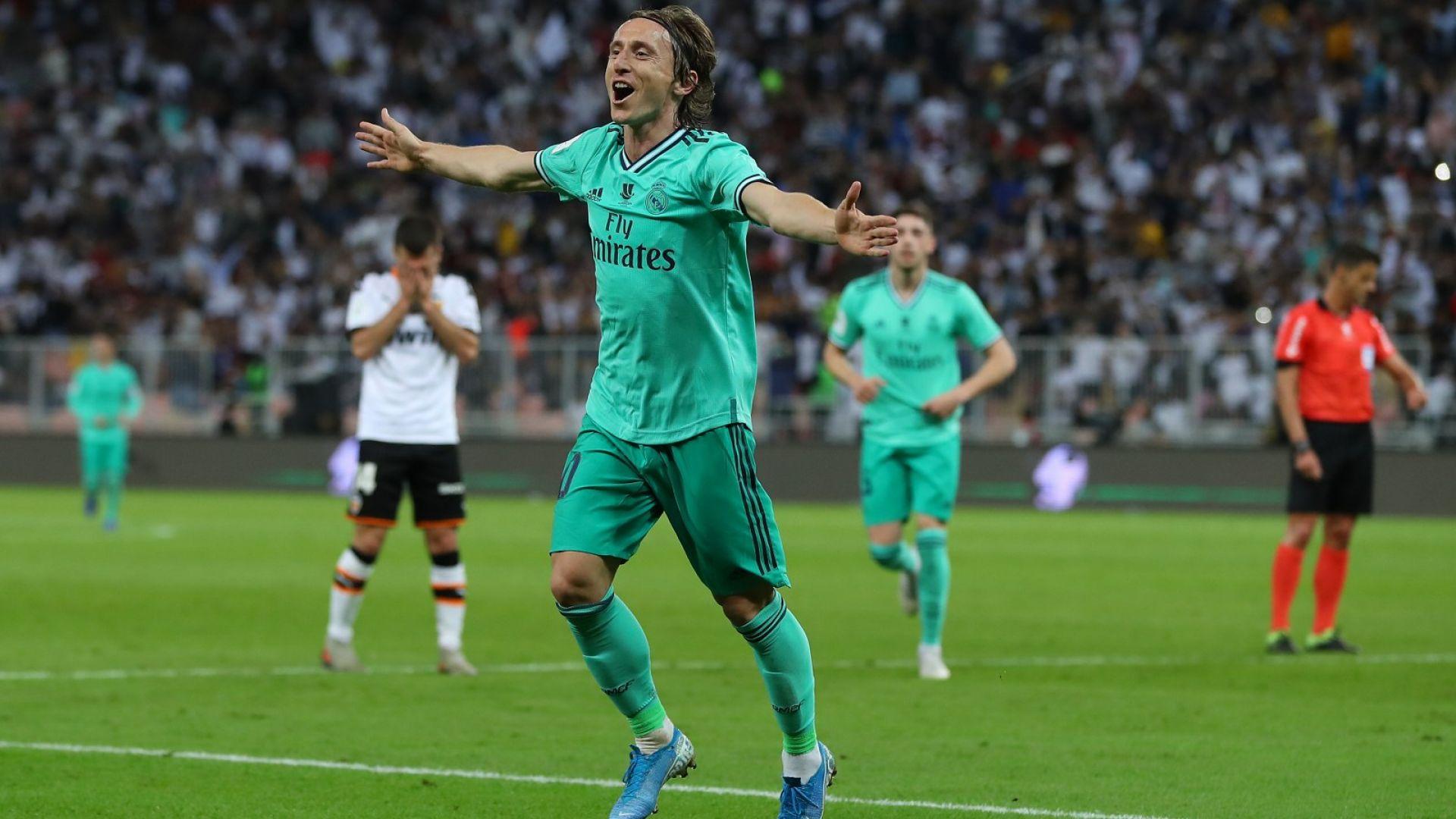 Зидан е на победа от първи трофей след завръщането си в Реал