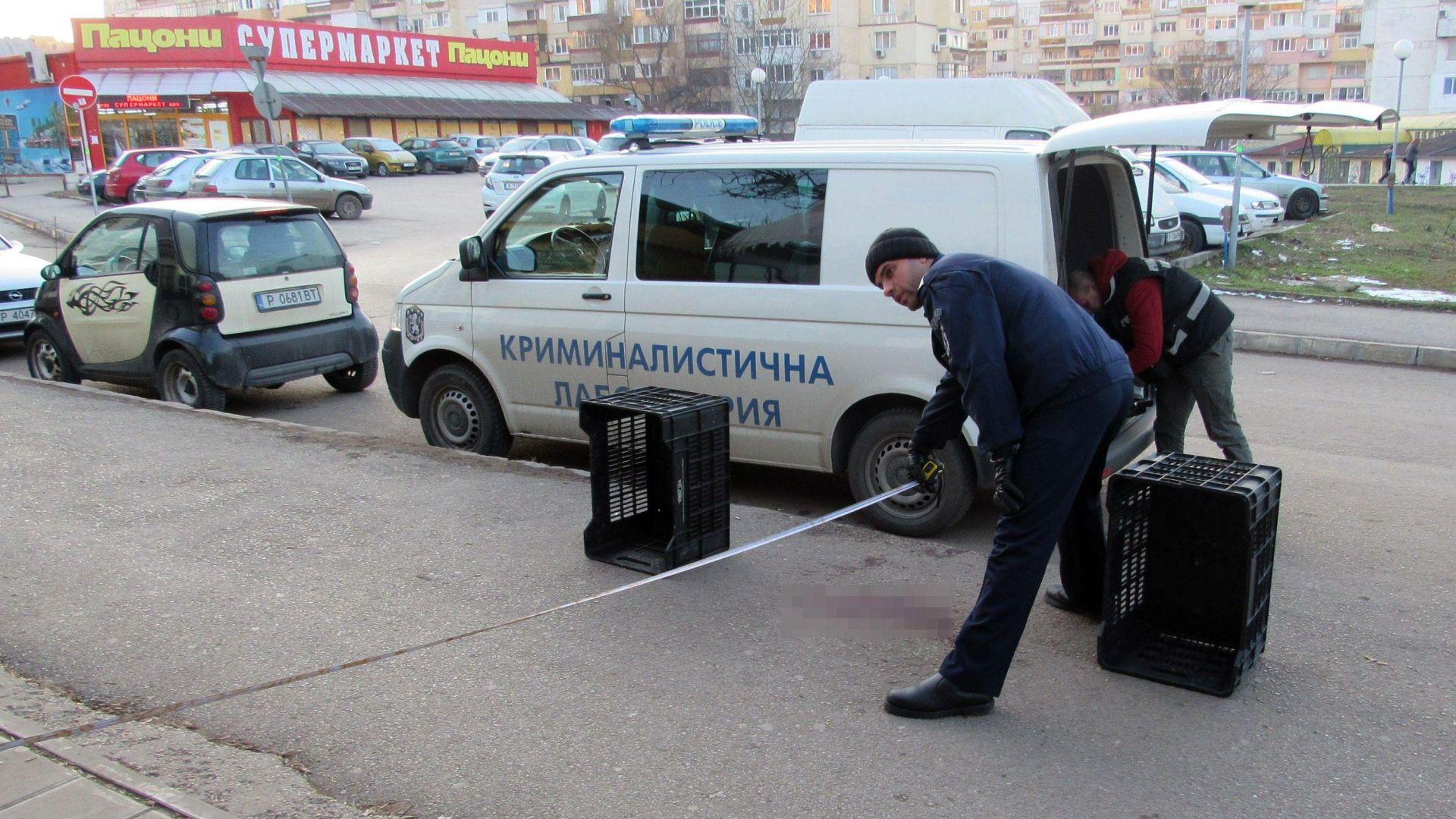 Наръгаха мъж посред бял ден на пазар в Русе