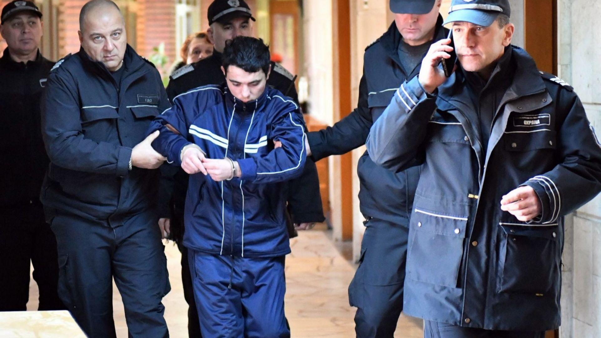 Осъденият за убийството на момиченцето в Сотиря обжалва доживотната си присъда