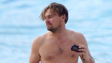 Леонардо ди Каприо спаси човек в Карибско море