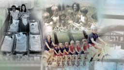 Първите оцелели шестзнаци в света празнуват 50-годишен юбилей (снимки)