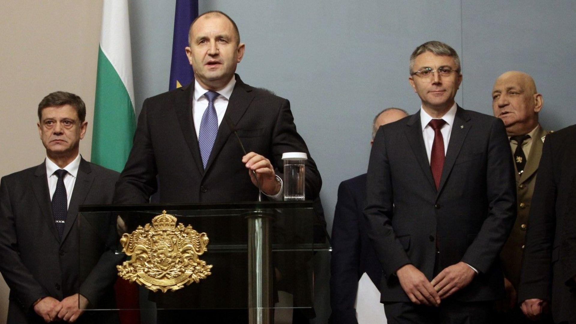 Съветът за сигурност при президента: Ескалация на кризата в Близкия изток застрашава световния мир