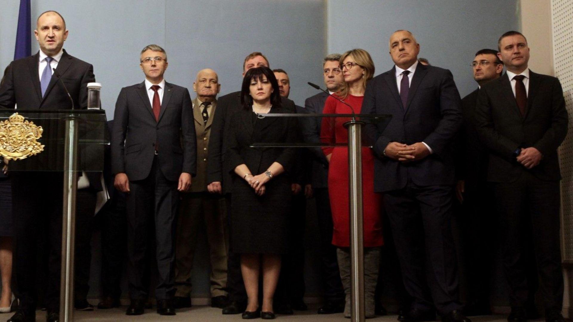 Няма пряка заплаха за България, но политиците призоваха за мир и дипломация
