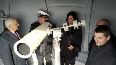 """Военноморското училище """"Н. Й. Вапцаров"""" чества 139 години от основаването си"""