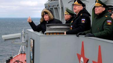 Черно море вече е сцена, на която НАТО и Русия все по-често показват мускули