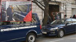 Нено Димов вече не е министър, отведоха го в НСлС