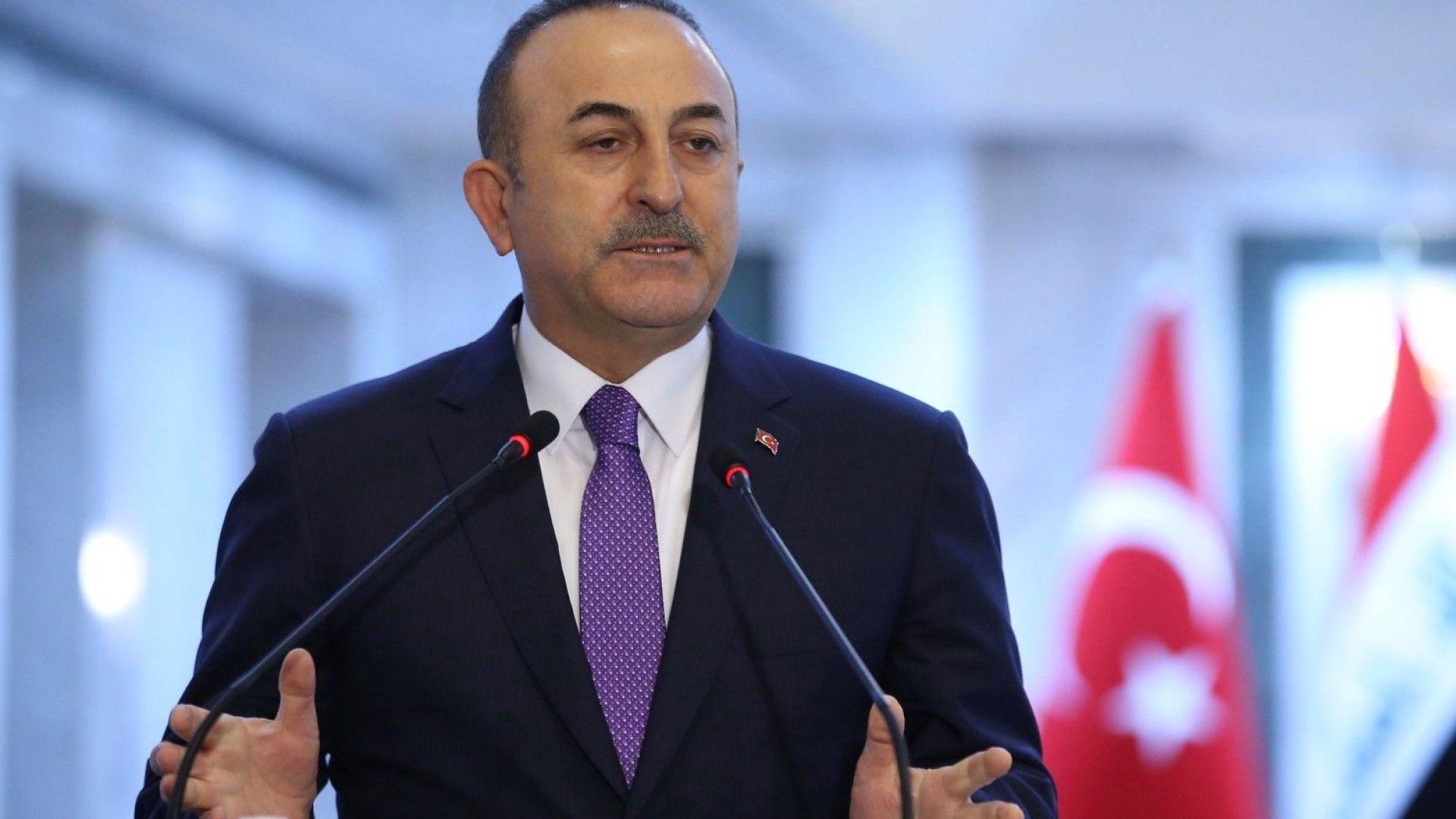 Русия и Турция отложиха разговорите на министерско ниво, които се