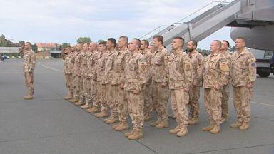 Чехия е готова за спешна евакуация на своите военнослужещи от Ирак