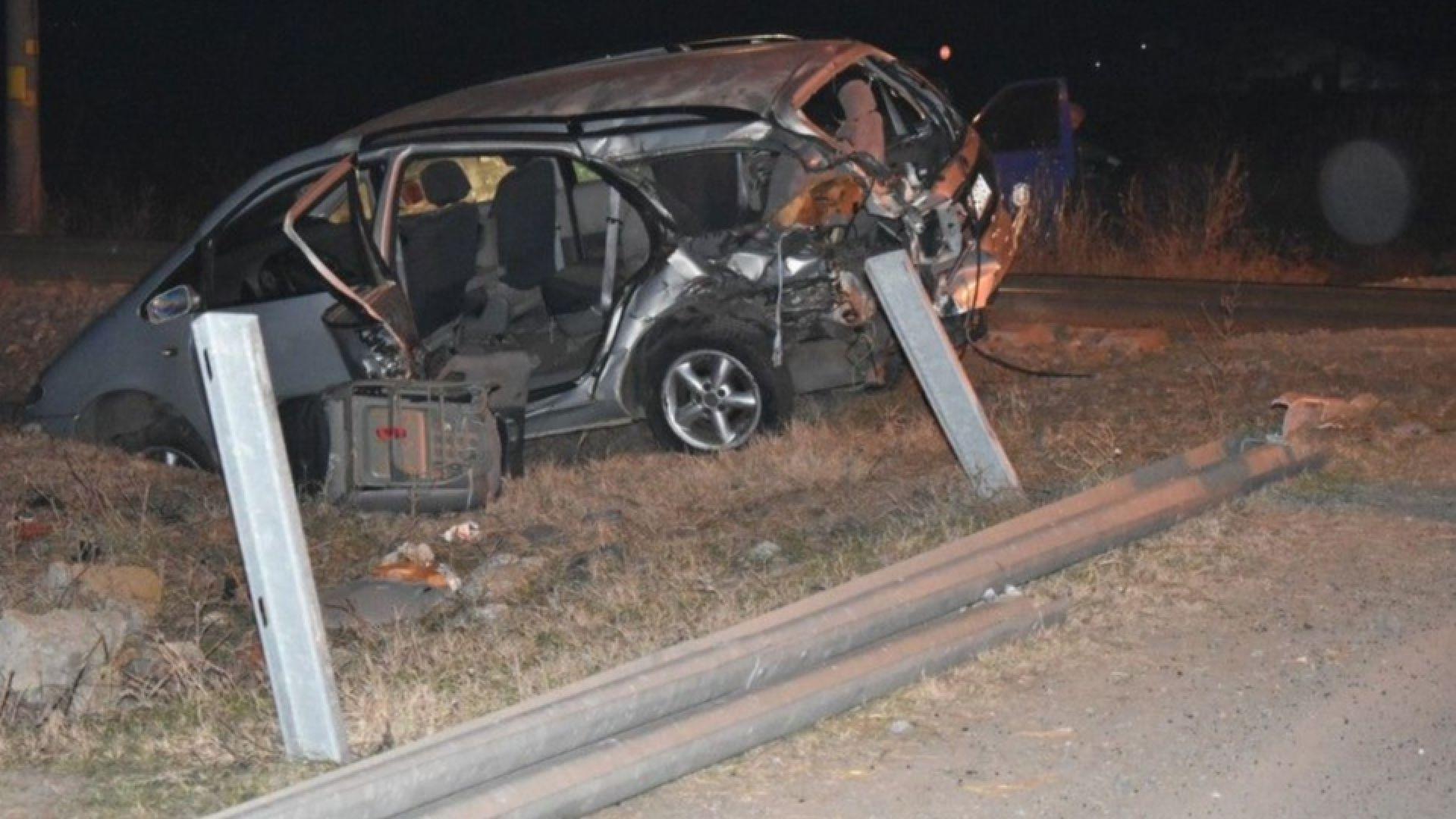 Втора жертва на тежкия жп инцидент край Сливен