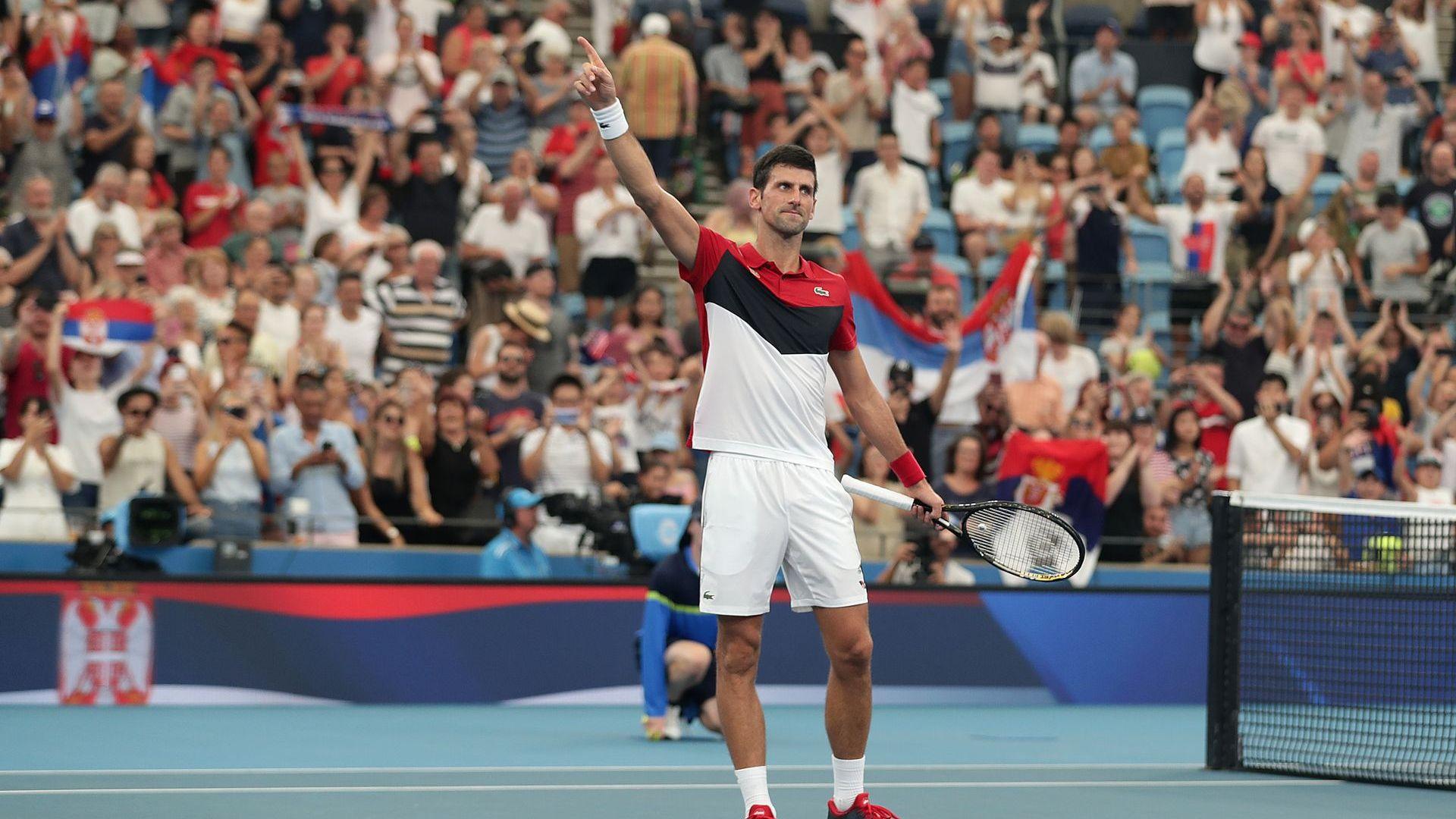 Сидни стана Белград, а Ноле прати сърбите на полуфинал с голям обрат