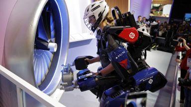 Технологичното изложение в Лас Вегас - от екзоскелети до образование
